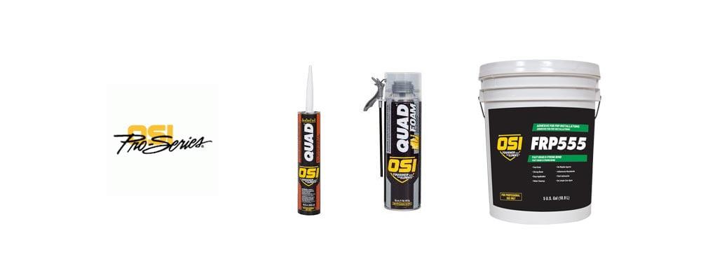 OSI Adhesives and Sealants
