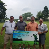 Tean Lakeside participated at the 2018 Holy Childhood Golf Tournament