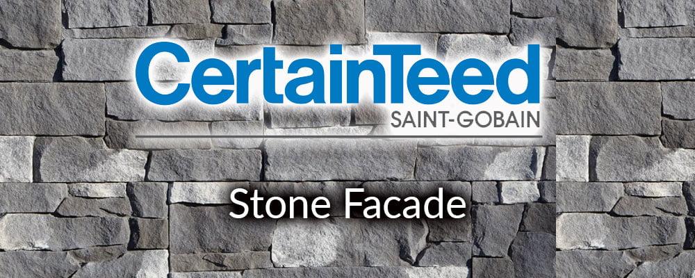 Certainteed Stone Facade